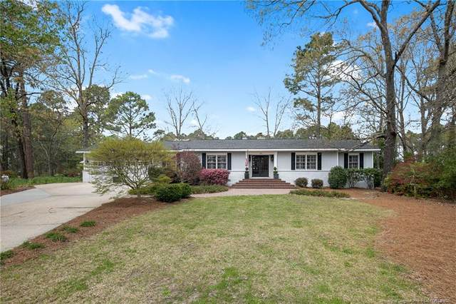 2901 Wessex Court, Fayetteville, NC 28306 (MLS #653312) :: Freedom & Family Realty