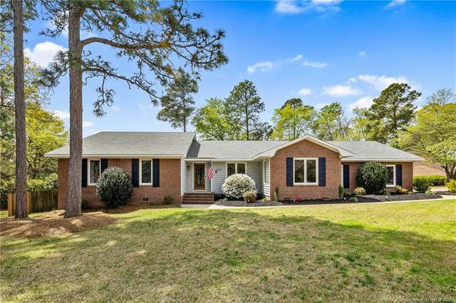 2908 Wessex Court, Fayetteville, NC 28306 (MLS #653382) :: Freedom & Family Realty