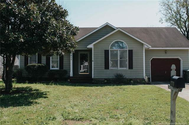 1411 Furnish Drive, Fayetteville, NC 28304 (MLS #653411) :: Freedom & Family Realty