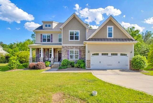 138 Valley Pines Circle, Spring Lake, NC 28390 (MLS #653412) :: Moving Forward Real Estate