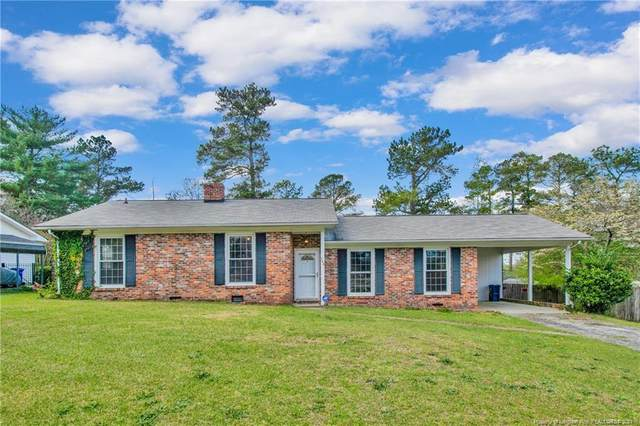 749 Galloway Drive, Fayetteville, NC 28303 (MLS #653496) :: On Point Realty