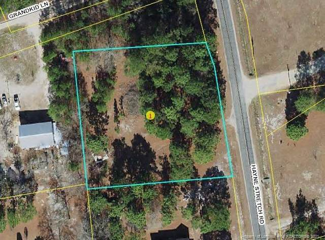 0000 Hayne Stretch Road, Roseboro, NC 28382 (MLS #653507) :: The Signature Group Realty Team