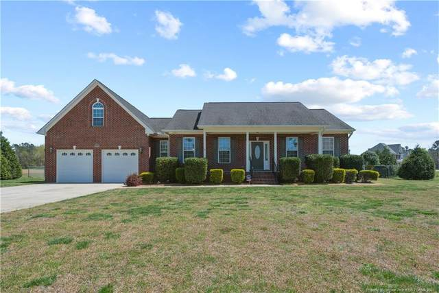 3909 Heartpine Drive, Fayetteville, NC 28306 (MLS #653543) :: The Signature Group Realty Team
