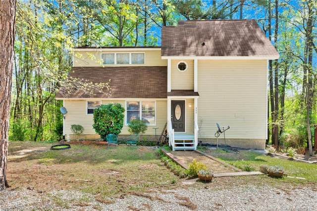 355 Highview Drive, Fayetteville, NC 28306 (MLS #653563) :: Towering Pines Real Estate