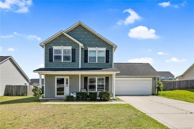 1425 Kershaw Loop, Fayetteville, NC 28314 (MLS #653571) :: The Signature Group Realty Team