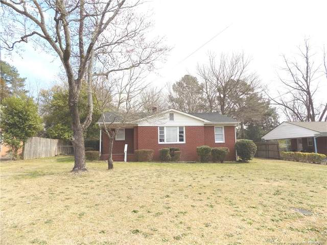 5117 Tulip Drive, Fayetteville, NC 28304 (MLS #653580) :: Freedom & Family Realty