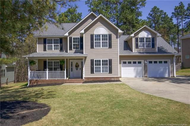 216 Captain Harbor, Sanford, NC 27332 (MLS #653584) :: Freedom & Family Realty
