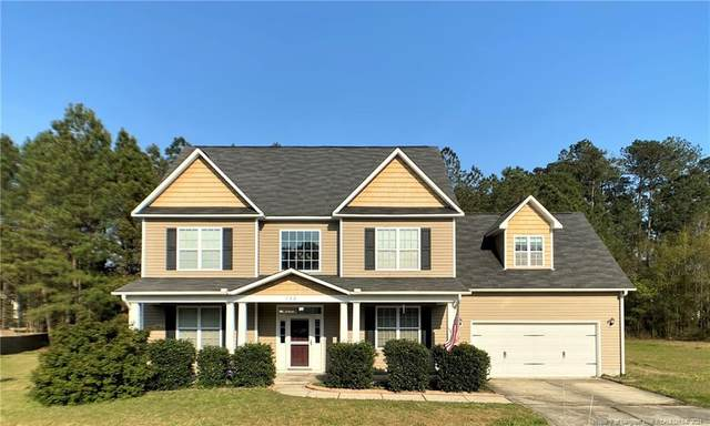 104 Antique Court, Fayetteville, NC 28312 (MLS #653590) :: Freedom & Family Realty