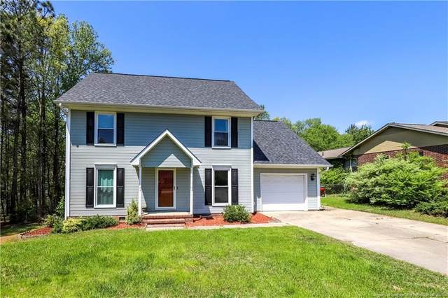 950 Pepperwood Drive, Fayetteville, NC 28311 (MLS #653591) :: The Signature Group Realty Team