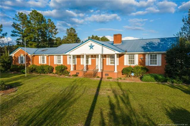2874 Jack Richardson Road, Elizabethtown, NC 28337 (MLS #653592) :: The Signature Group Realty Team
