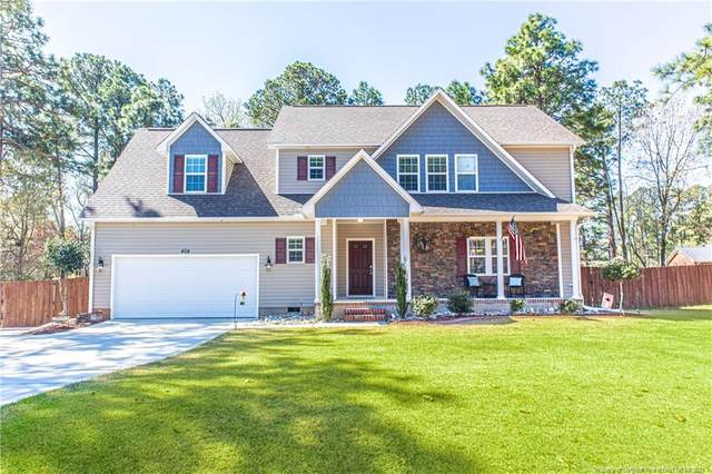 404 Mcneil Road, Southern Pines, NC 28387 (MLS #653620) :: Freedom & Family Realty