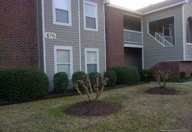 676 Bartons Landing Place B, Fayetteville, NC 28314 (MLS #653626) :: Freedom & Family Realty