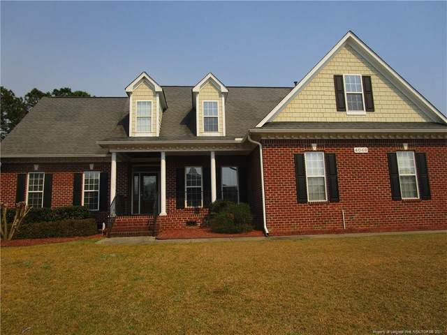 4049 Windy Fields Drive, Fayetteville, NC 28306 (MLS #653627) :: The Signature Group Realty Team