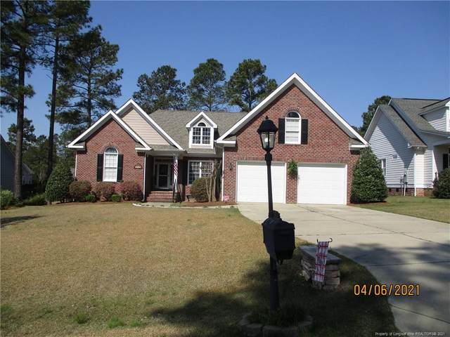54 Blue Pine Drive, Spring Lake, NC 28390 (MLS #653631) :: Freedom & Family Realty