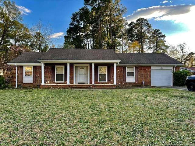 216 Haverhill Drive, Fayetteville, NC 28314 (MLS #653632) :: The Signature Group Realty Team