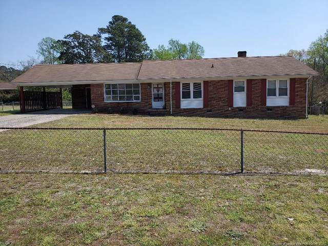 338 Summerhill Road, Fayetteville, NC 28303 (MLS #653643) :: Freedom & Family Realty