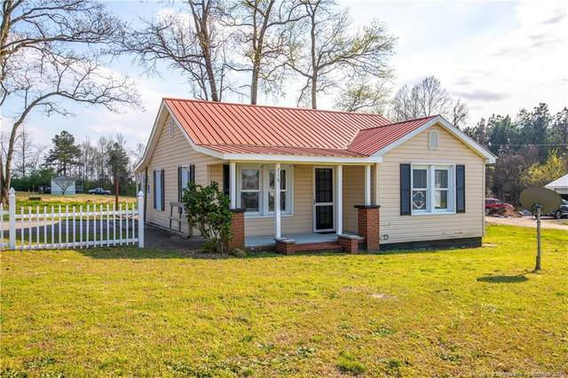 216 Union Church Road, Carthage, NC 28327 (MLS #653649) :: The Signature Group Realty Team