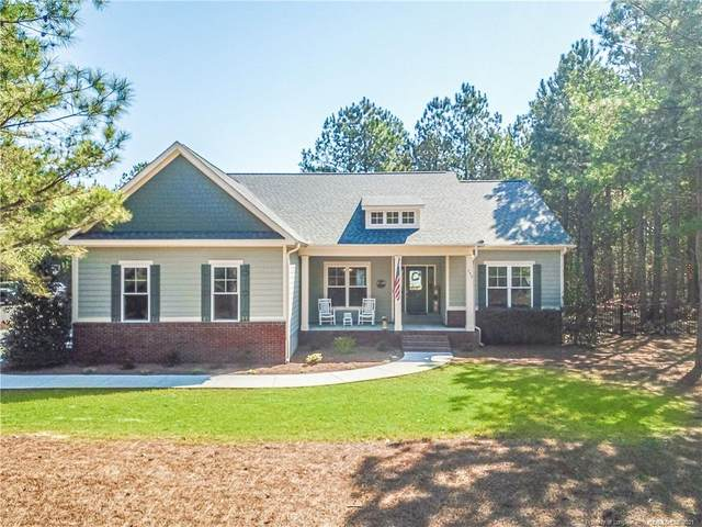757 Teal Drive, Vass, NC 28394 (MLS #653673) :: Freedom & Family Realty