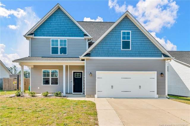 1215 Grackle Drive, Fayetteville, NC 28306 (MLS #653688) :: Freedom & Family Realty