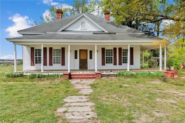4595 N Old Wire Road, Shannon, NC 28386 (MLS #653691) :: The Signature Group Realty Team
