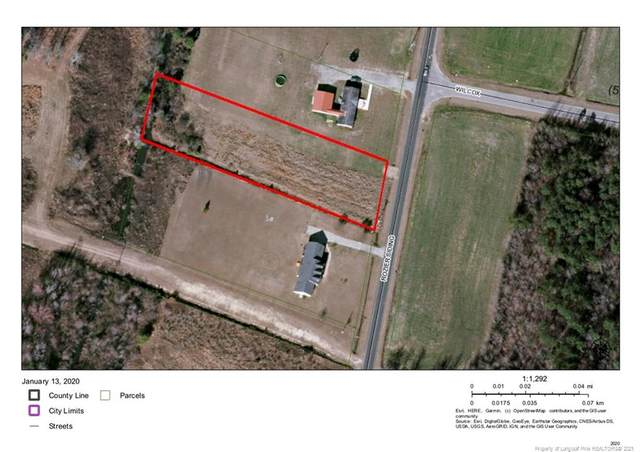 Rozier Siding Road, St. Pauls, NC 28384 (MLS #653694) :: Freedom & Family Realty