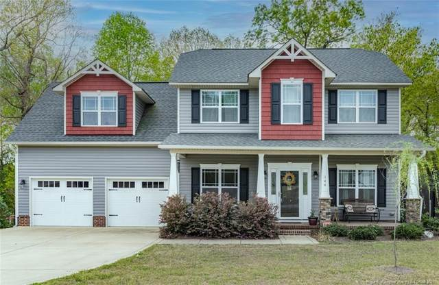 144 Gwendolyn Way, Fuquay Varina, NC 27526 (MLS #653701) :: Freedom & Family Realty