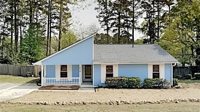 1016 Vesper Lane, Fayetteville, NC 28311 (MLS #653711) :: Freedom & Family Realty