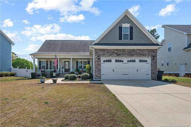 2611 Cherry Plum Drive, Fayetteville, NC 28306 (MLS #653715) :: The Signature Group Realty Team