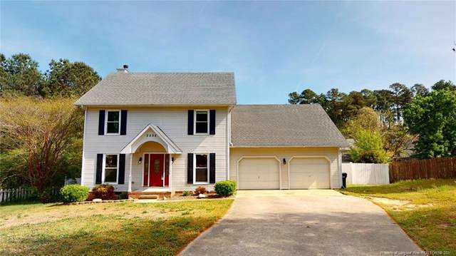 5552 Hartfield Court, Fayetteville, NC 28311 (MLS #653721) :: Freedom & Family Realty