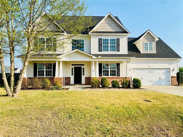6611 Running Fox Road, Hope Mills, NC 28348 (MLS #653723) :: The Signature Group Realty Team