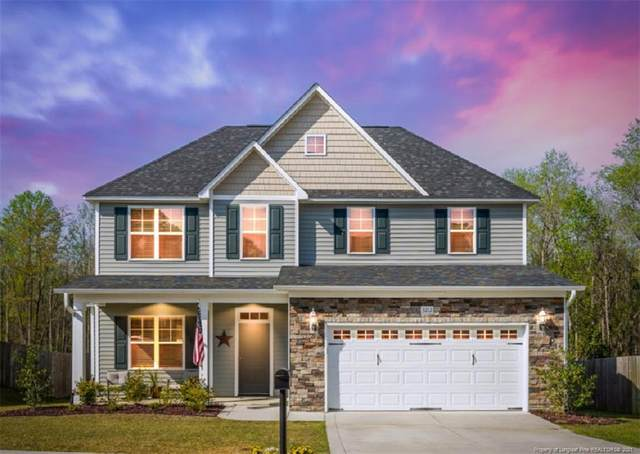 3212 Point Crossing Place, Fayetteville, NC 28306 (MLS #653724) :: Freedom & Family Realty
