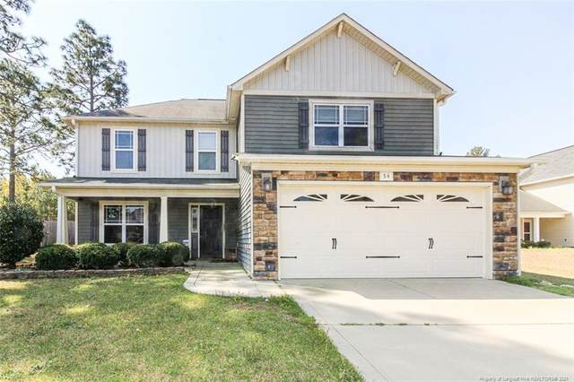 56 Parkview Lane, Lillington, NC 27546 (MLS #653726) :: Freedom & Family Realty