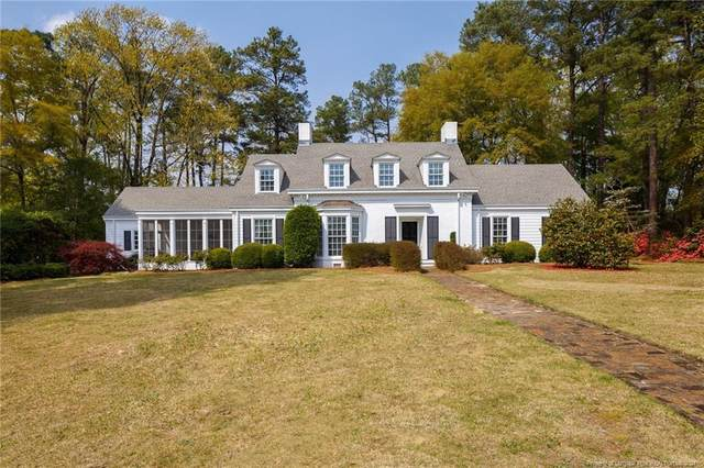 2808 Skye Drive, Fayetteville, NC 28303 (MLS #653740) :: Freedom & Family Realty