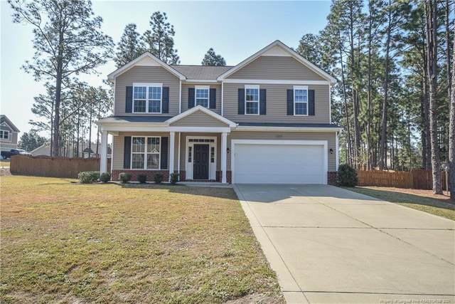 1105 Whitney Drive, Aberdeen, NC 28315 (MLS #653746) :: Freedom & Family Realty