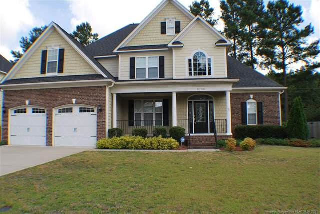 2720 Plum Ridge Road, Fayetteville, NC 28306 (MLS #653748) :: Freedom & Family Realty