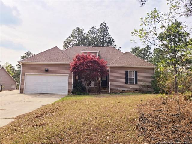 60 Wood Run, Sanford, NC 27332 (MLS #653750) :: Freedom & Family Realty