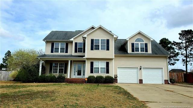 426 Pinevalley Lane, Sanford, NC 27332 (MLS #653775) :: Freedom & Family Realty