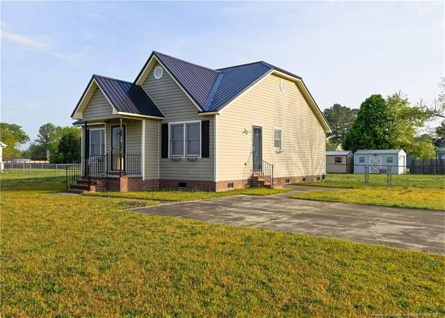 5536 Baneway Drive, Parkton, NC 28371 (MLS #653783) :: Freedom & Family Realty