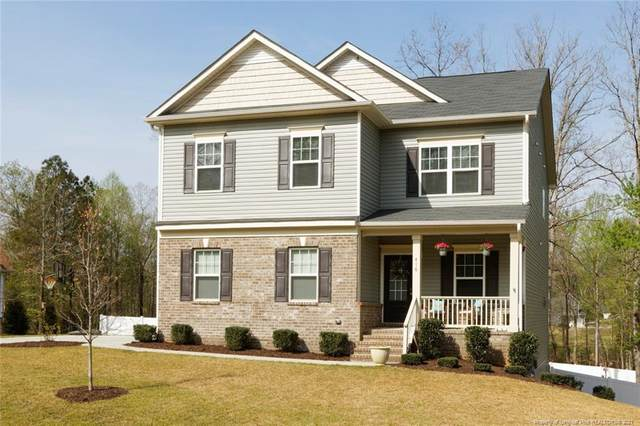 416 Panners Place, Sanford, NC 27330 (MLS #653784) :: Freedom & Family Realty