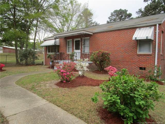 403 Trinity Drive, Fayetteville, NC 28301 (MLS #653785) :: Towering Pines Real Estate