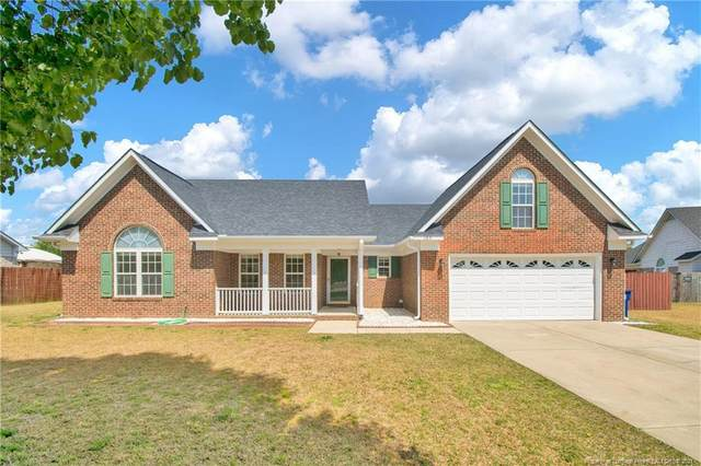 103 Sugar Cane Drive, Raeford, NC 28376 (MLS #653804) :: Freedom & Family Realty