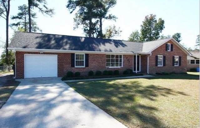 528 Dandridge Drive, Fayetteville, NC 28303 (MLS #653808) :: Freedom & Family Realty