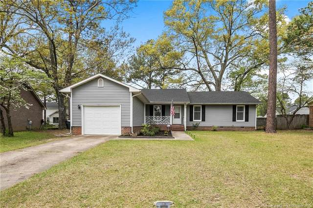 7277 Pebblebrook Drive, Fayetteville, NC 28314 (MLS #653830) :: The Signature Group Realty Team