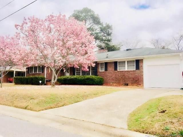 202 Starhill Avenue, Fayetteville, NC 28303 (MLS #653832) :: Freedom & Family Realty