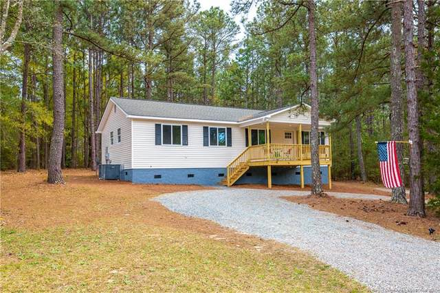 109 Meredith Drive, Aberdeen, NC 27315 (MLS #653836) :: The Signature Group Realty Team