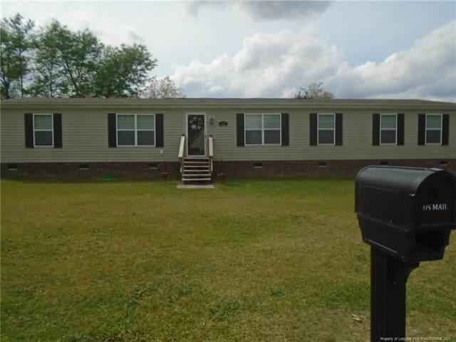 156 Birdsong Lane, Parkton, NC 28371 (MLS #653839) :: Freedom & Family Realty