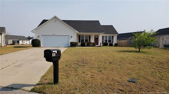 1411 Oxnop Court, Fayetteville, NC 28306 (MLS #653845) :: Freedom & Family Realty