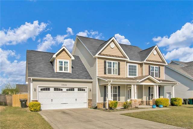 Hope Mills, NC 28348 :: Freedom & Family Realty