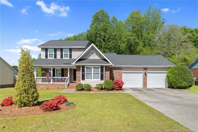 2419 Lull Water Drive, Fayetteville, NC 28306 (MLS #653860) :: The Signature Group Realty Team