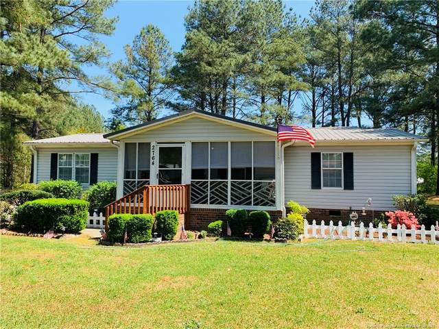 2764 Carolina Church Road, Parkton, NC 28371 (MLS #653874) :: Freedom & Family Realty